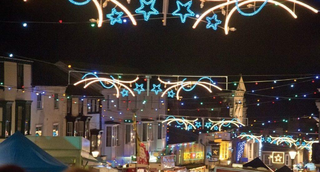Helston Christmas Lights
