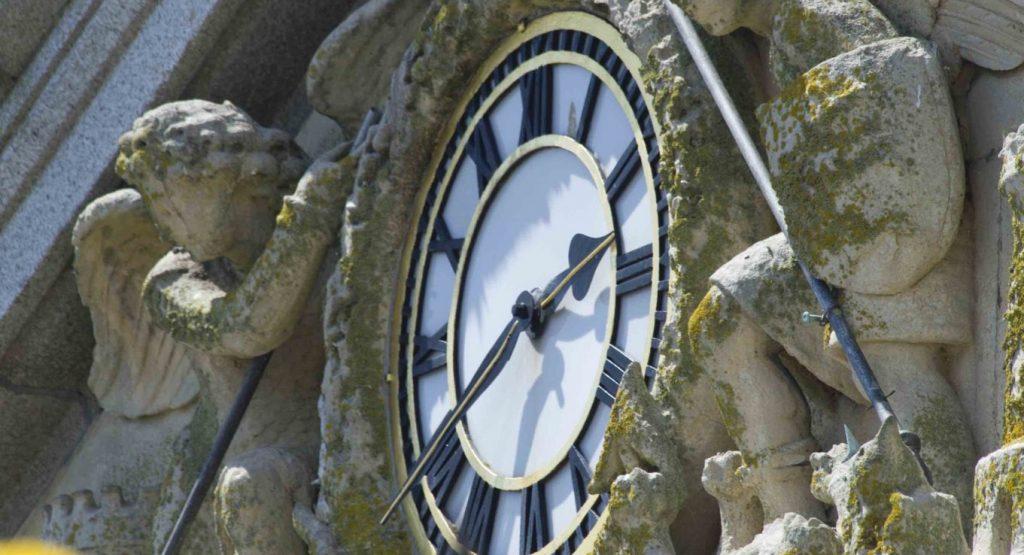 Helston Guildhall Clock