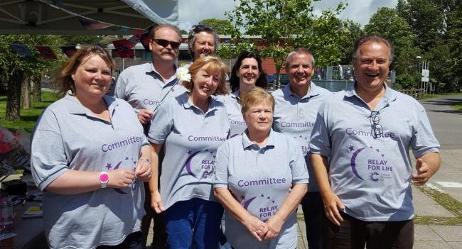 Helston Relay for Life Team