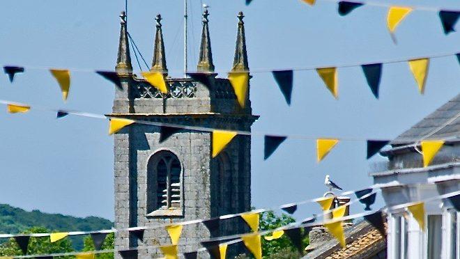 St Michaels Tower Helston