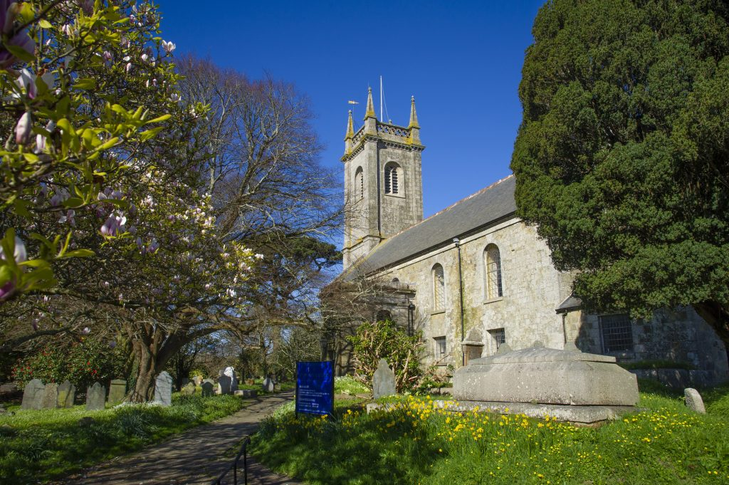 St Michaels Church Helston